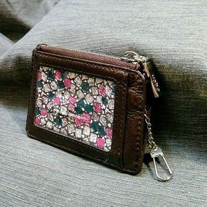 HOBO Small Wallet/Card Holder